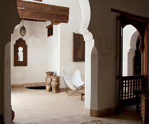 architecture, islamic, and interiors image