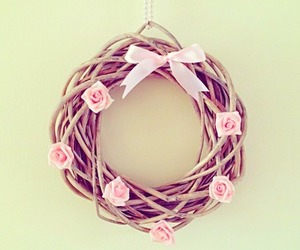 pink, rosy, and cute image
