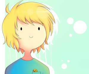 adventure time and finn the human image