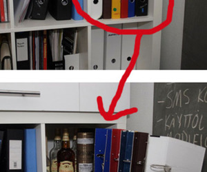 funny, alcohol, and drink image