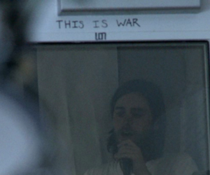 30 seconds to mars, jared leto, and thirty seconds to mars image