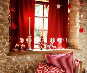 christmas and decoration image