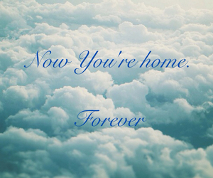 Died, i miss you, and in heaven image