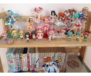 collection, Otaku, and room image