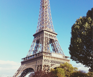 eiffel, holidays, and monument image
