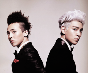 top, bigbang, and g-dragon image