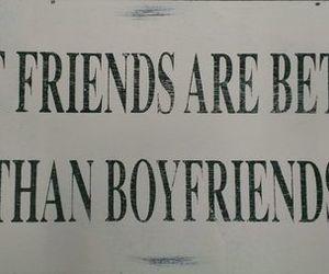 boyfriend, love, and best friends image