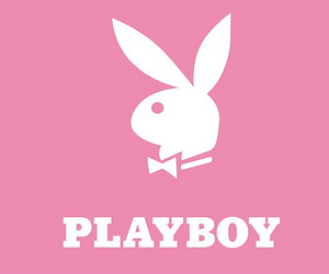 Playboy and pink image