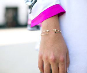 accessory, beautiful, and bracelet image