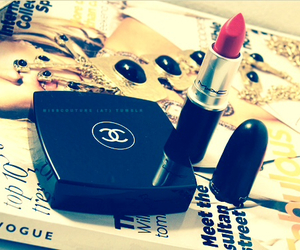 chanel, lipstick, and mac image