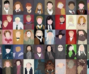 family, harry potter, and harry potter cast image