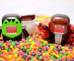 candy, cute, and domo image