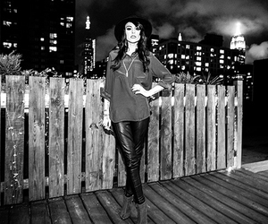 black and white, cher lloyd, and cute image
