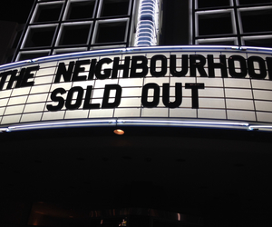 concert and the neighbourhood image