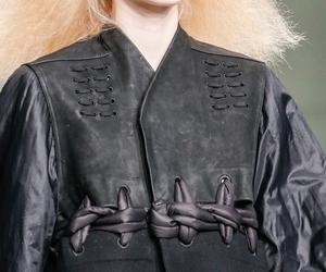 avant-garde, fashion, and black image