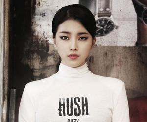 suzy, miss a, and hush image