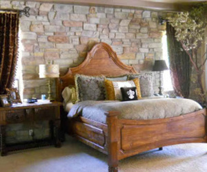 rustic, stone wall, and vintage image