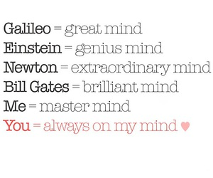 love, mind, and you image
