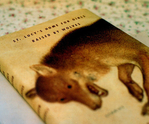book and raised by wolves image