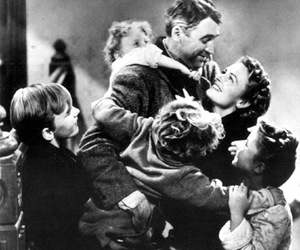 angels, classic movie, and Jimmy Stewart image