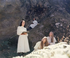 fashion and Picnic at Hanging Rock image