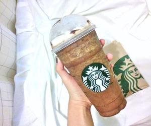 caramel, chocolate, and coffee image