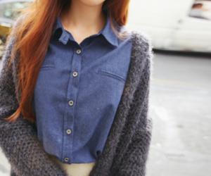 kfashion, asian, and korean fashion image