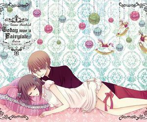 anime, anime girl, and ️anime love image