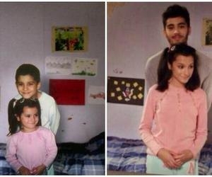 sis, zayn malik, and malik image