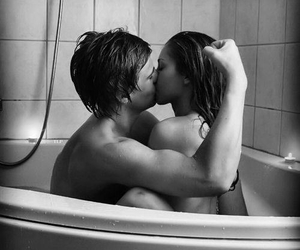 bath, young, and boyfriend image