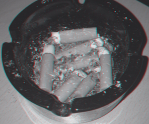 ashes, ashtray, and chesterfield image