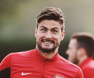 Arsenal, football, and olivier giroud image