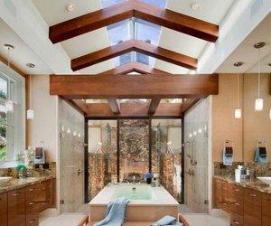 bathroom, home, and home decor image