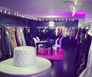 luxury, clothes, and closet image