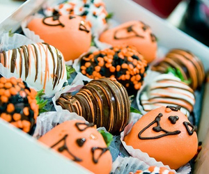 Halloween, autumn, and food image