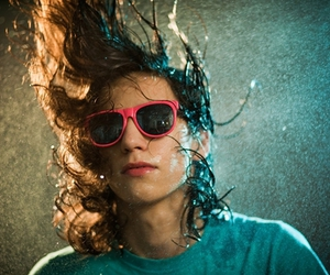 photography, sunglasses, and water image