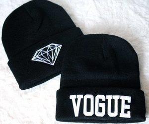 vogue, diamond, and style image
