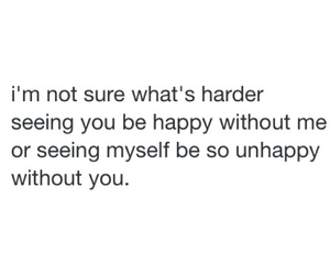 quotes, love, and unhappy image