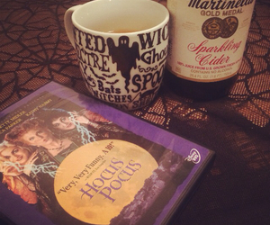 Halloween, hocus pocus, and apple cider image