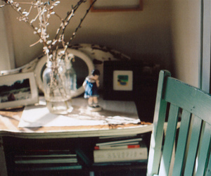 room, vintage, and photography image