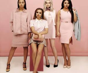 girl band, salute, and leigh-anne image
