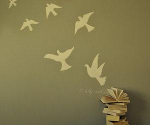 book and bird image