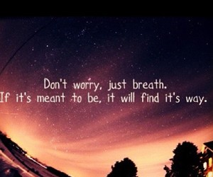 quote and breath image