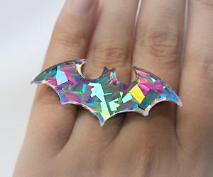 batman, ring, and crystal image