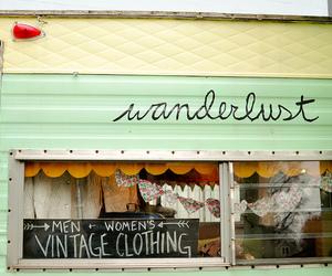 vintage, wanderlust, and shop image