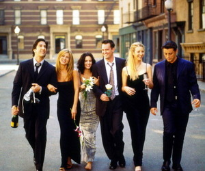 friends, tv show, and phoebe image