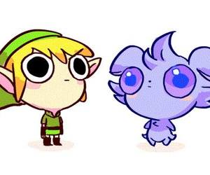 link, pokemon, and espurr image