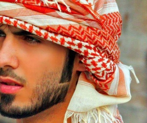 handsome, sexy, and omar borkan image