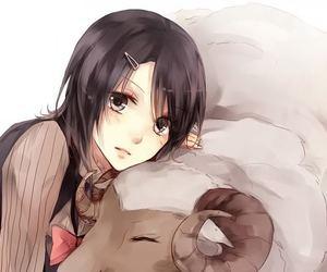 anime girl, aries, and awesome image