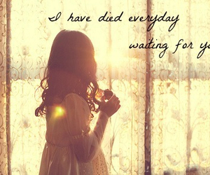 quote, christina perri, and Died image